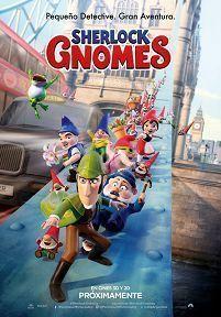 SHERLOCK GNOMES - 2D CAST