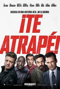 TE ATRAPE! - 2D CAST