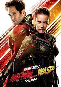 ANT MAN AND THE WASP - 3D CAST