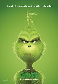EL GRINCH - 2D CAST