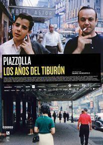 PIAZZOLLA: LOS AÑOS DEL TIBURON - 2D CAST