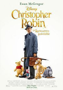 CHRISTOPHER ROBIN: UN REENCUENTRO INOLVIDABLE - 2D CAST en Mar del Plata