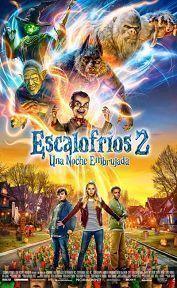 ESCALOFRIOS 2: UNA NOCHE EMBRUJADA - 2D CAST