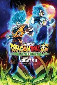 DRAGON BALL SUPER: BROLY - 2D CAST en Mar del Plata