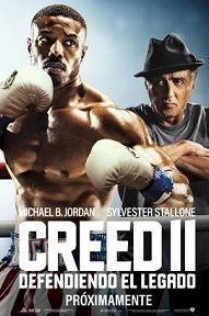 CREED II: DEFENDIENDO EL LEGADO - 2D CAST en Mar del Plata