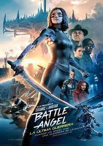 BATTLE ANGEL: LA ULTIMA GUERRERA - 3D CAST en Mar del Plata