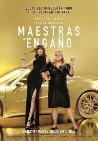 MAESTRAS DEL ENGAÑO - 2D CAST