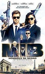 Poster de:1 HOMBRES DE NEGRO: INTERNACIONAL