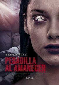 Poster de:1 PESADILLA AL AMANECER