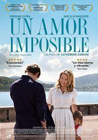 Poster de:1 UN AMOR IMPOSIBLE
