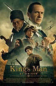 KING´S MAN: EL ORIGEN