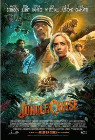 JUNGLE CRUISE - 2D CAST