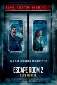 ESCAPE ROOM 2: RETO MORTAL - 2D CAST