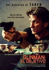 GUNMAN EL OBJETIVO - 2D DIGITAL CAST
