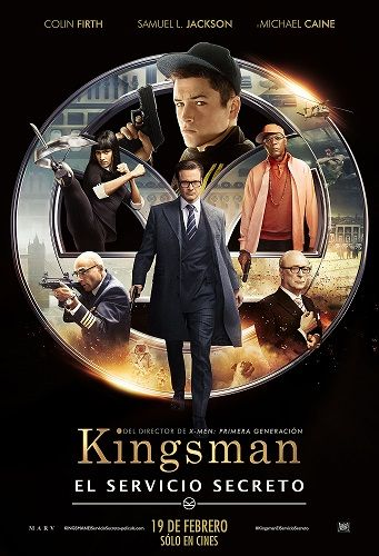 KINGSMAN - 2D DIGITAL SUB