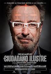EL CIUDADANO ILUSTRE - 2D CAST