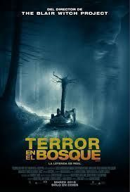 TERROR EN EL BOSQUE - 2D DIGITAL SUB