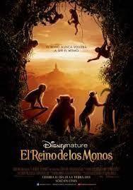 EL REINO DE LOS MONOS - 2D DIGITAL CAST