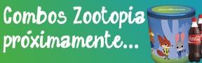 COMBOS ZOOTOPIA!!!