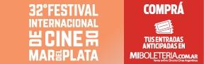 32° Festival internacional de cine en Mar del Plata