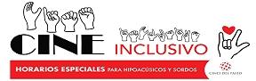 FUNCIONES INCLUSIVAS EN CINES DEL PASEO