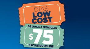 Días Low Cost