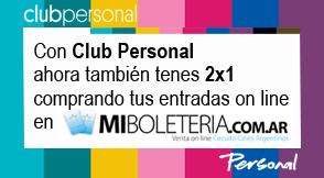 Club Personal - Miboleteria
