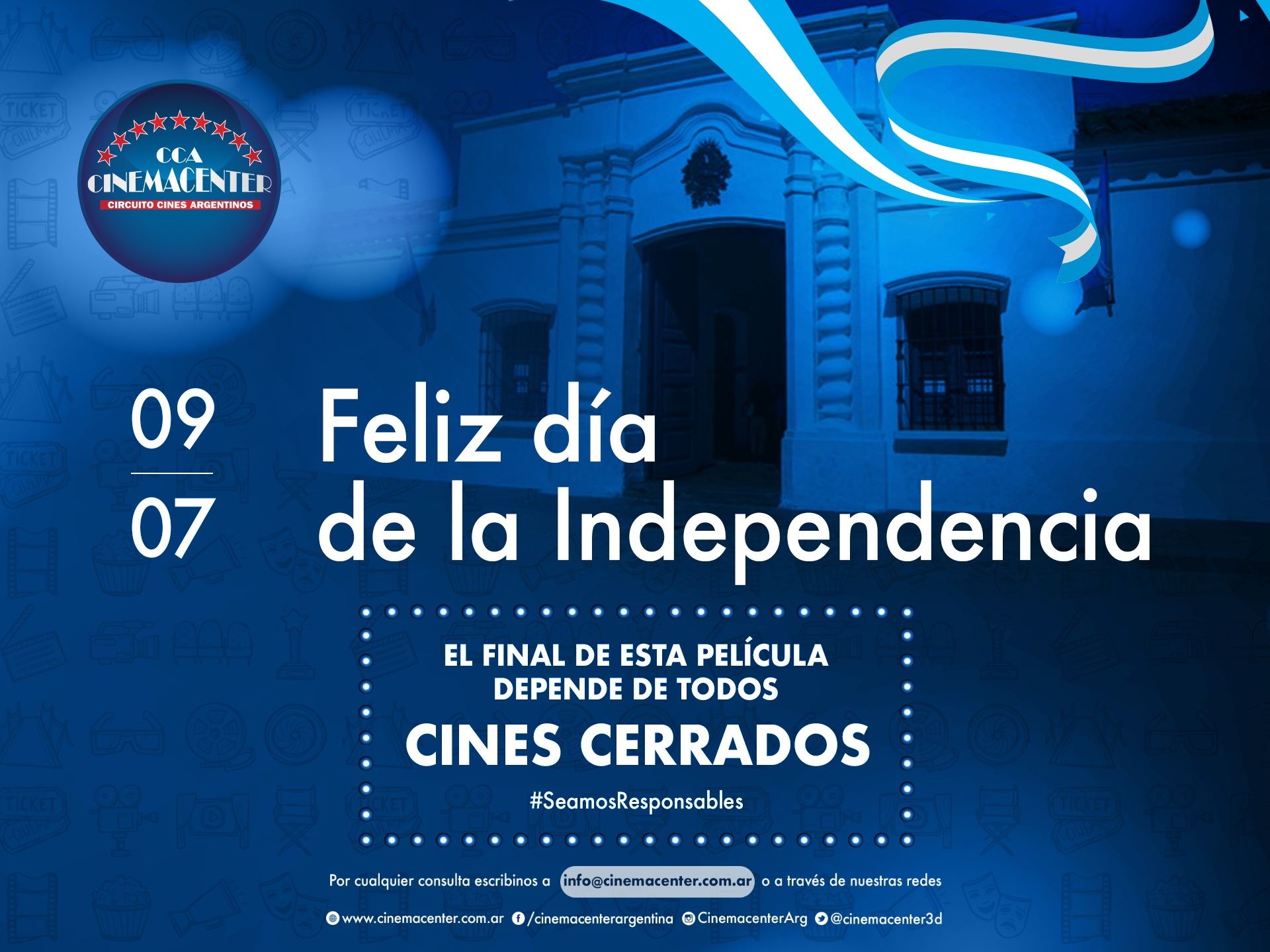 CCA - Circuito Cines Argentinos