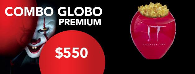 Combo Premium Globo IT