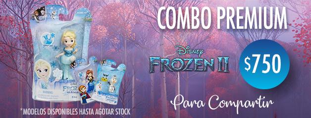 Combo Premium Frozen 2