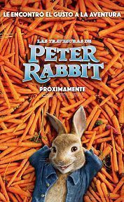 Poster de: LAS TRAVESURAS DE PETER RABBIT