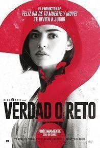 Poster de: VERDAD O RETO