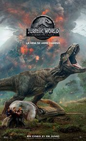 JURASSIC WORLD: EL REINO CAIDO - 2D CAST