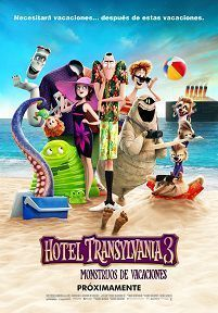 HOTEL TRANSYLVANIA 3 - 2D CAST