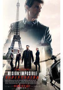 MISION IMPOSIBLE: REPERCUSION - 2D SUB