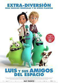 Poster de: LUIS Y SUS AMIGOS DELACIO