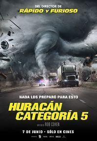 Poster de: HURACAN CATEGORIA 5