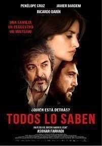 Poster de:1 TODOS LO SABEN