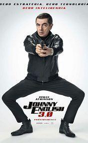 JOHNNY ENGLISH 3.0 - 2D CAST