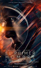 Poster de:1 EL PRIMER HOMBRE EN LA LUNA