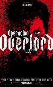 Poster de:1 OPERACION OVERLORD