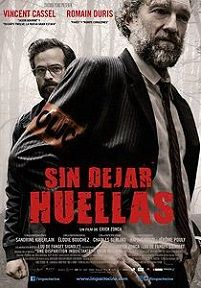 Poster de:1 SIN DEJAR HUELLAS