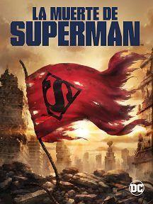 Poster de:1 LA MUERTE DE SUPERMAN