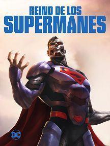 Poster de:2 EL REINO DE LOS SUPERMANS