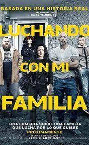 LUCHANDO CON MI FAMILIA - 2D SUB