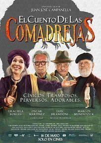 EL CUENTO DE LAS COMADREJAS - 2D CAST