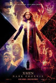 X-MEN: DARK PHOENIX - 3D CAST