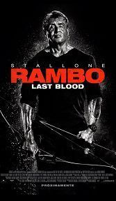 RAMBO: LAST BLOOD - 2D CAST