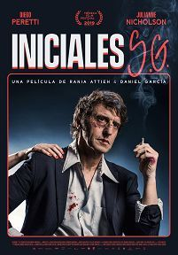 INICIALES S.G. en la cartelera de cine de Mar del Plata
