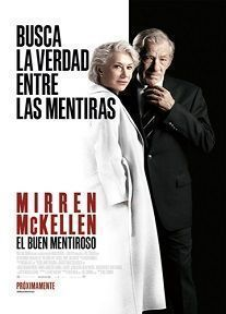 EL BUEN MENTIROSO en la cartelera de cine de Mar del Plata